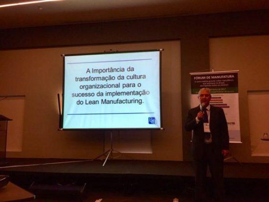 Palestra Luiz Mattos no Fórum de Manufatura
